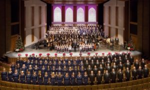 Millenial Choirs Christmas Boise